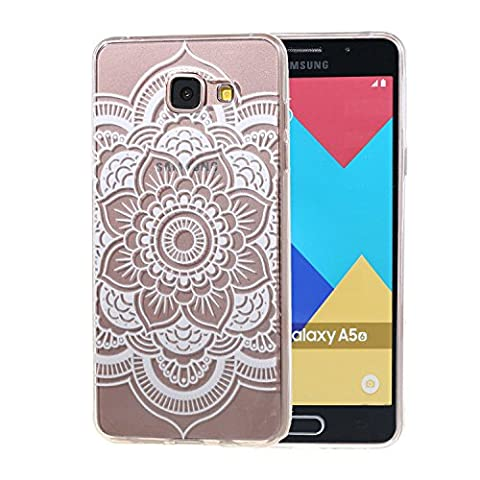 Voguecase® Pour Samsung Galaxy A5 (2016) A510F, TPU Silicone Shell