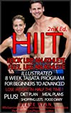 HIIT - High Intensity Interval Training: LOOK Like An Athlete FEEL Like An Athlete: Lose Weight In HALF The Time!