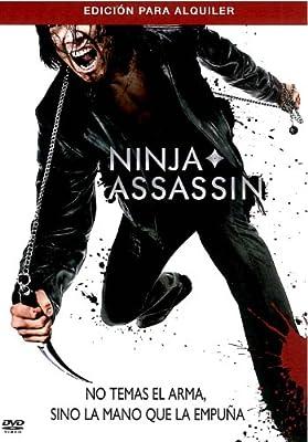 Ninja Assassin (Import Dvd) (2010) Jonathan Chan-Pensley; Rain; Randall Duk Ki