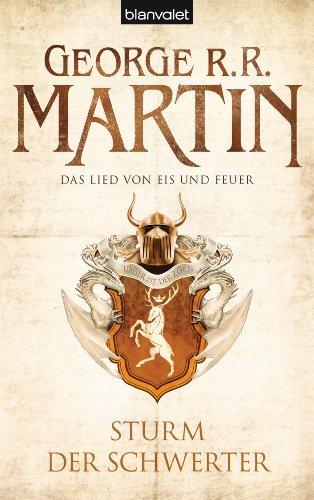 Sturm der Schwerter (Das Lied von Eis und Feuer, Band 5) por George R.R. Martin