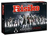 Winning Moves Risiko Assassin's Creed deutsch Gesellschaftsspiel Brettspiel Strategiespiel