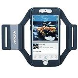 Sport Armband Hülle, Mpow Sport Armband Handyhülle für iPhone 6s 6 , Silikon Sport-Armband, leicht, flexibel, gut abgerundeten Schutz präzise Ausschnitte für Anschlussverbindung während Training und Rennen