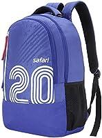 Safari 27 Ltrs Blue Casual Backpack (Twenty)