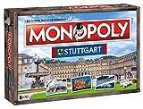 Winning Moves Monopoly Stuttgart Stadt City Edition Ausgabe Spiel Gesellschaftsspiel Brettspiel