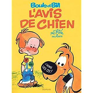 Boule et Bill Hors Serie - Boule et Bill Hors-Serie - Tome 0 - l'Avis de Chien