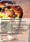 Feuer & Glas- Brötchen Backmischung – Karotten Kürbiskern im Weckglas ( 610g ) - 4