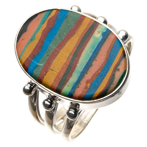 stargems-tm-naturel-rainbow-calsilica-anneau-en-argent-sterling-925-taille-n-1-2