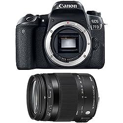 CANON EOS 77D + SIGMA 18-200 OS HSM Contemporary