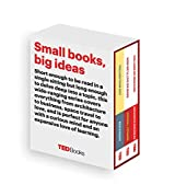 TED Books Box Set: The Science Mind: Follow Your Gut, How We'll Live on Mars, and The Laws of Medicine