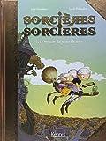 Sorcières sorcières, Le mystère du jeteur de sorts. 1 / Lucile Thibaudier   Thibaudier, Lucile (1984-....). Illustrateur