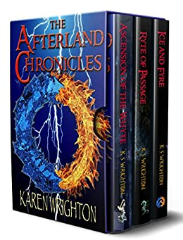 The Afterland Chronicles Boxed Set (Books 1 - 3) by [Wrighton, Karen]