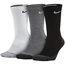Nike - Pack de 3 Pares de Calcetines Everyday MAX Cushion Crew