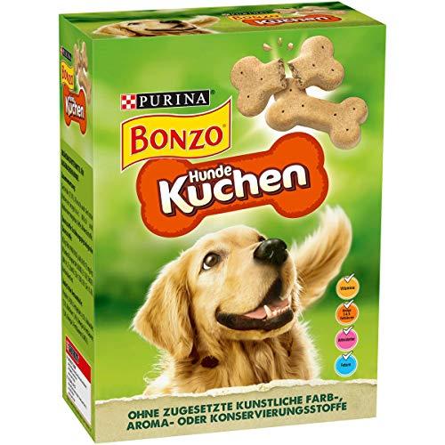 Bonzo Hundekuchen, 4er Pack (4 x 1,5 kg) -