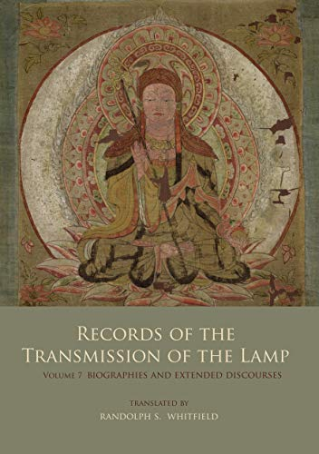 Records of the Transmission of the Lamp: Volume 7 (Books 27-28 ...