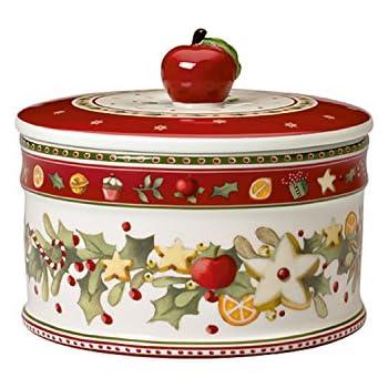 Alice Collection Keramik-Kekse Dose mit Deckel aus Keramik