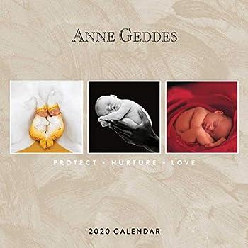 Anne Geddes - Protect Nurture Love 2020 Calendar
