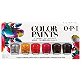 OPI Mini Kit Esmalte de Uñas, Tono Paints - 6 x 3.75 ml