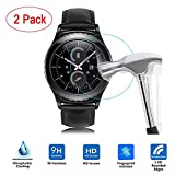2 PC Für Samsung Gear S3 Classic Watch Transer® Ersatz Schutzfolien HD Film Intelligenter LCD Schirm Anti-Fingerabdruck Anti-verkratzen Schutzfolie für Uhren