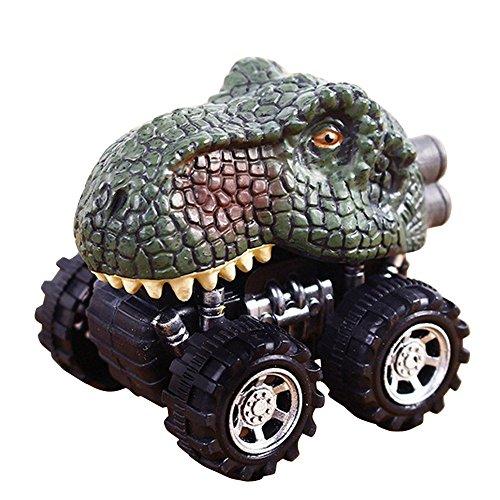 Mitlfuny Black Friay DE Cyber Monday DE,Kindertag Geschenk Spielzeug Dinosaurier Modell Mini Toy Car Rückseite des Autos Geschenk -