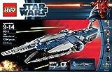 LEGO? Star Wars The Malevolence - 9515 by LEGO (English Manual) - LEGO