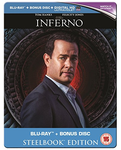 Inferno [Blu-ray] [UK Import]