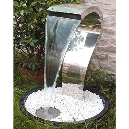 Wasserspiel TRIPOLI H 76 x B 55 T 55 cm - (WSS1203)