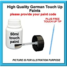 Vauxhall tedesco di alta qualità TOUCH Up Paint 30ml G0I arabo blu da 12–12
