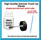 Vauxhall High Quality German Car Touch Up Paint 30Ml 60 * Rangergruen From 98-01