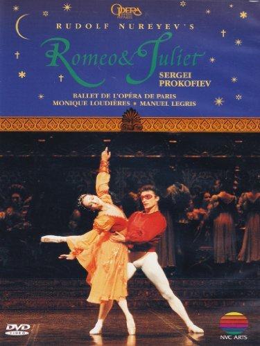 Prokofiev: Romeo & Juliet [DVD] [2001] by Rudolf Nureyev