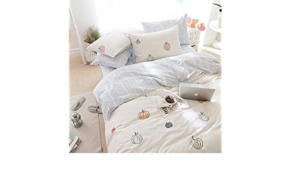 Bettwäsche set für doppelbett doppelbett einzelbett kissenbezug