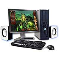 Windows 10 Dell Gaming Ready PC Set (Renewed)