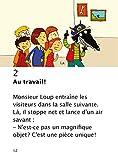 """Afficher """"M. Loup toujours prêt ! n° 2 Trop bon, le dinosaure !"""""""
