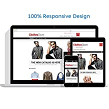 Apparel Responsive Magento Theme - Complete Clothing Fashion E-commerce Website