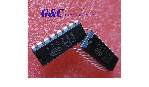 50PCS PT2399 2399 DIP-16 Echo Audio Processor Guitar IC NEW GOOD QUALITY D4
