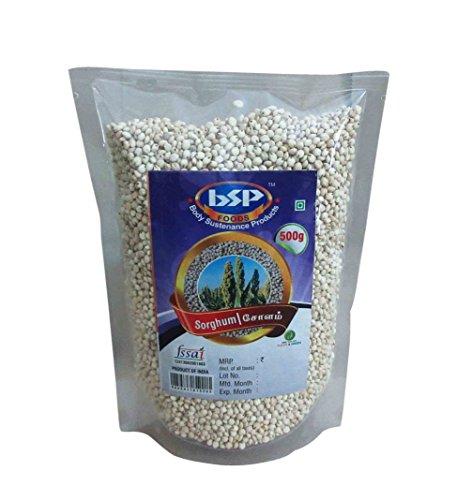 BSP Traders Sorghum (Jowar) 500g