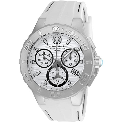 technomarine-cruise-homme-44mm-bracelet-silicone-blanc-quartz-montre-tm-115074