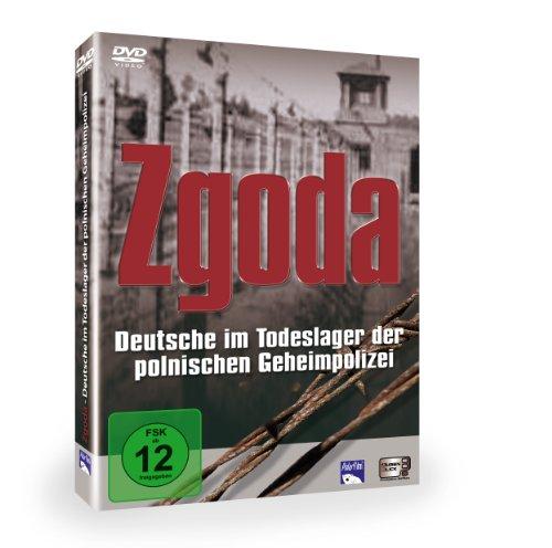 Preisvergleich Produktbild Zgoda - Deutsche im Todeslager der polnischen Geheimpolizei