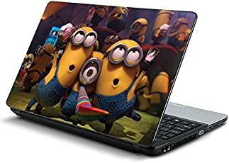 Fashionduet Laptop Skins 15.6 inch - Stickers - HD Quality - Dell-Lenovo-Acer-HP