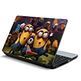 #9: Fashionduet Laptop Skins 15.6 inch - Stickers - HD Quality - Dell-Lenovo-Acer-HP