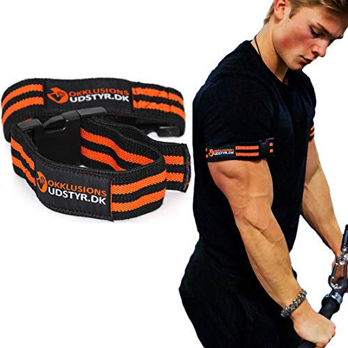 Occlusion Gear Bfr Bands Arms and Legs Medium Arms