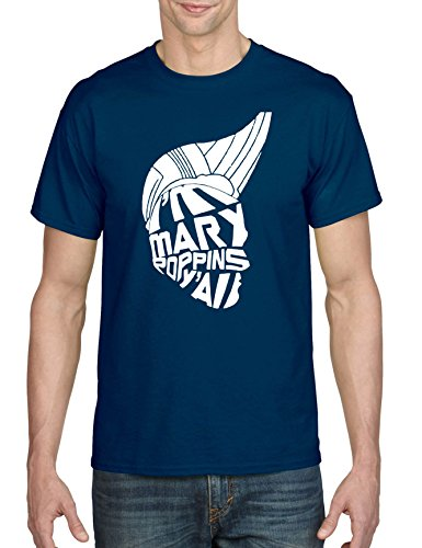Allntrends Men's T Shirt I'm Mary Poppins Y'all Trending Tees Cool Popular Top