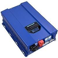 ZODORE HFV Inverter a onda sinusoidale pura con caricatore solare