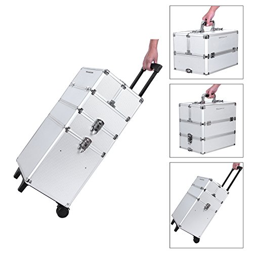 Songmics® Trolley Cosmetic Case extra large JHZ01S