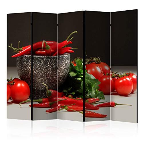 murando - Biombo Cocina 225x172 cm - de impresión Unilateral en el Li
