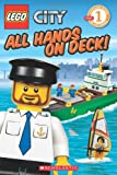 All Hands on Deck! (Scholastic Reader: Level 1)