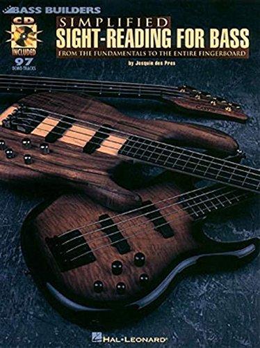 Simplified Sight-Reading for Bass por Josquin Des Pres