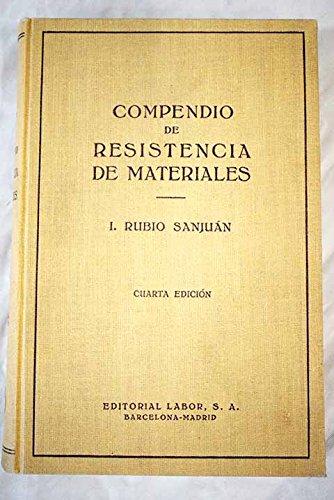 COMPENDIO DE RESISTENCIA DE MATERIALES. TOMO II. Flexión simple en el hormigón