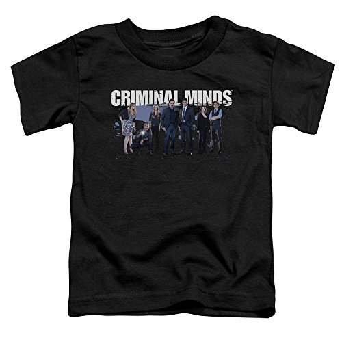 Criminal Minds FBI Drama Series Season 10 Cast Photo Little Boys Toddler T-Shirt