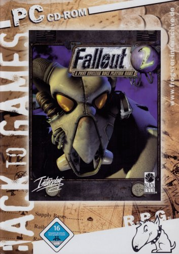 fallout trilogie Fallout 2 [Back to Games]