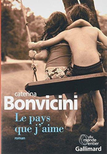 Le pays que j'aime par From Editions Gallimard